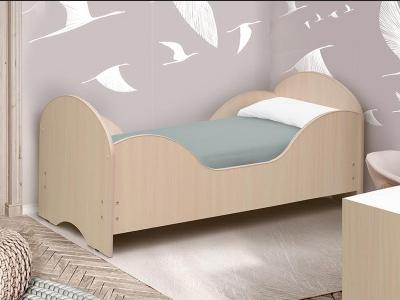 Кровать детская с бортом Малышка №6