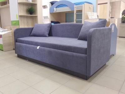 Кровать Максимка ПМ мягкая Венге - ткань Лаунж 14
