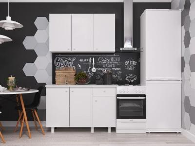 Кухня Point 120 белый