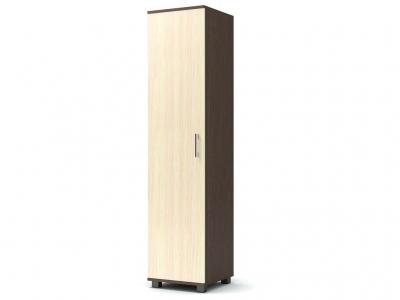 Шкаф Бета-1 Венге - Дуб млечный