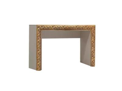 Стол туалетный ТФСТ-1(П) Тиффани Премиум Капучино золото