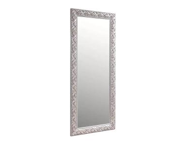 Зеркало большое ТФ/02(П) Тиффани Премиум серебро